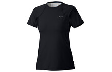 Columbia Women&#039;s Baselayer Midweight SS Top black
